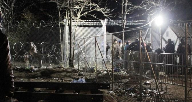 Eviction of Idomeni