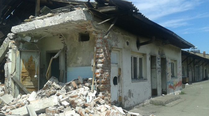 Report on the evictions of the squatted warehouses in Belgrade