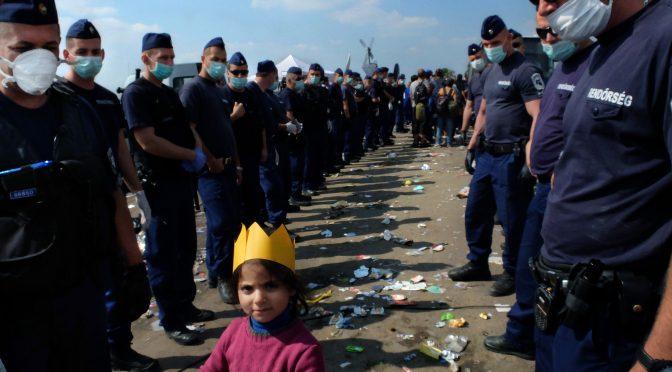 Die Geschichte des formalisierten Korridors. Erosion und Restrukturierung des Europäischen Grenzregimes auf dem Balkan
