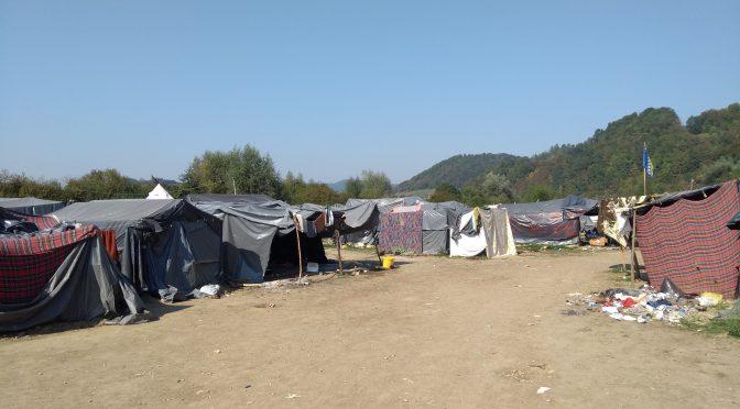 Neue Balkanroute über Bosnien
