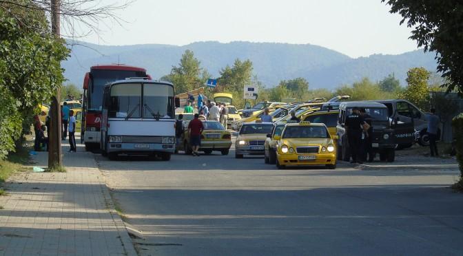 Kurzbericht von der griechisch-mazedonischen Grenze