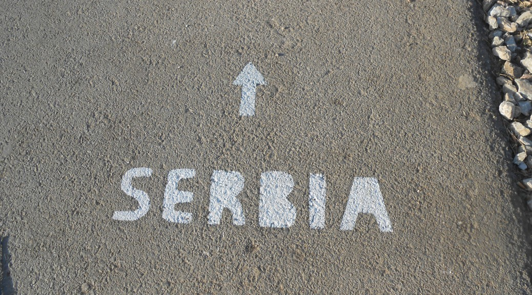 Wegweiser-Serbien-I