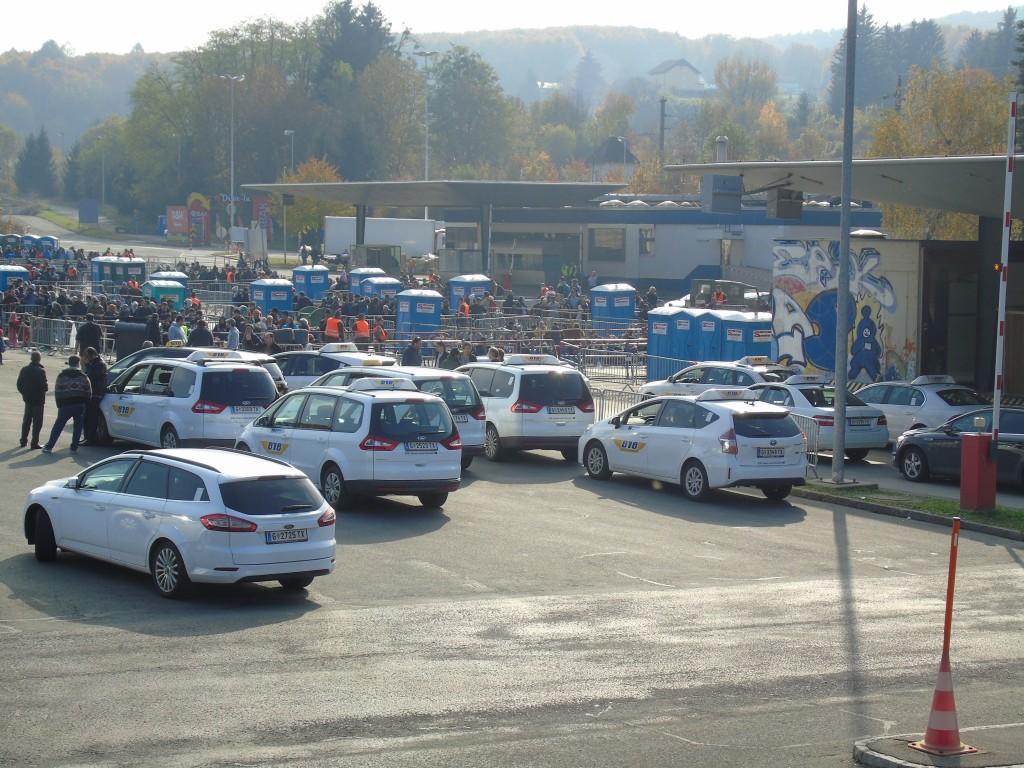 Taxis-Spielfeld-I