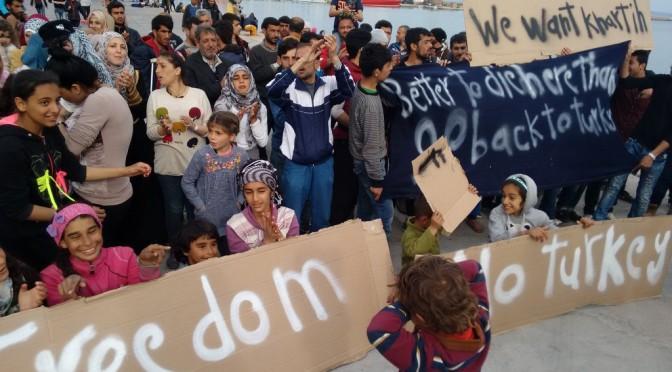 Der EU-Türkei–Deal und seine Konsequenzen [Update: 9]